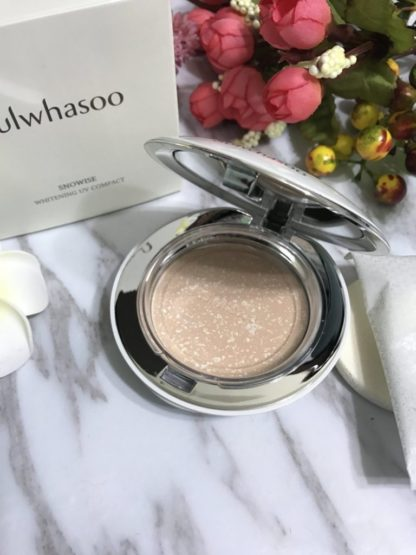 Snowise Whitening UV Compact