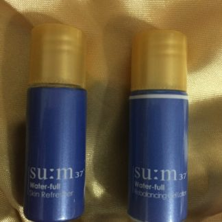 water full skin refresher & gel lotion