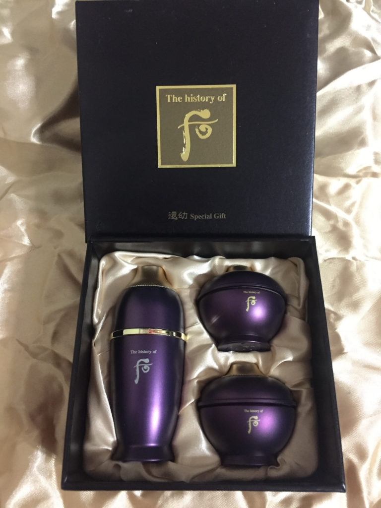 hwanyu gift set (3items)