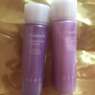 Aquabolic Moisturizing Water Emulsion 30ml+30ml