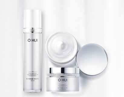 O HUI - Extreme White 晶致瑩白