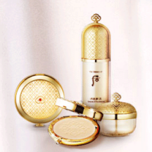 The History of Whoo Makeup Banner