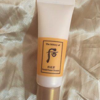 Facial Foam Cleanser 40ml