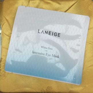 Laneige White Dew Intensive Eye Mask (1 pic)