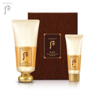 Whoo Facial Foam Cleanser Special Set