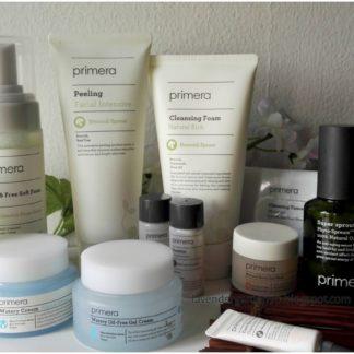 Primera - Skincare 護膚系列
